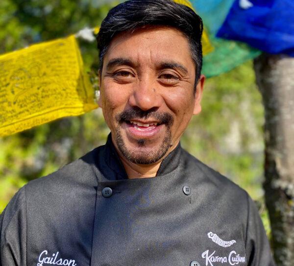 Chef Gailson