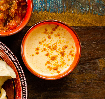 Sauce au curry sucrée